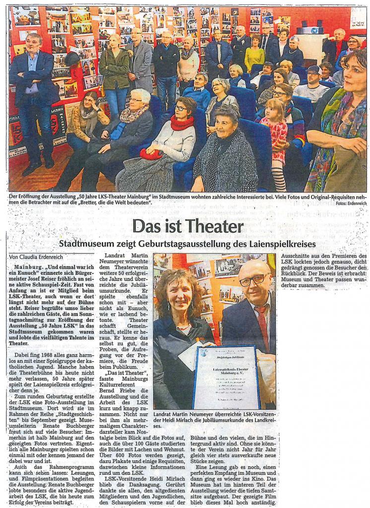 Hallertauer Zeitung 23.03.2018