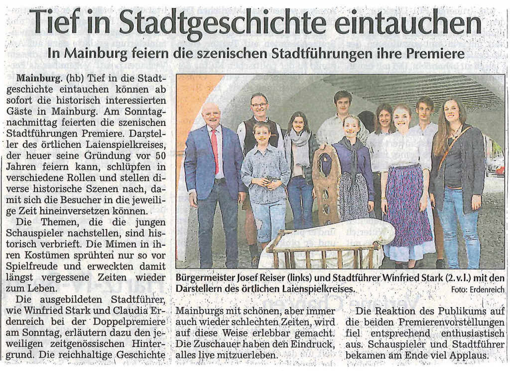 Hallertauer Zeitung 17.04.2018