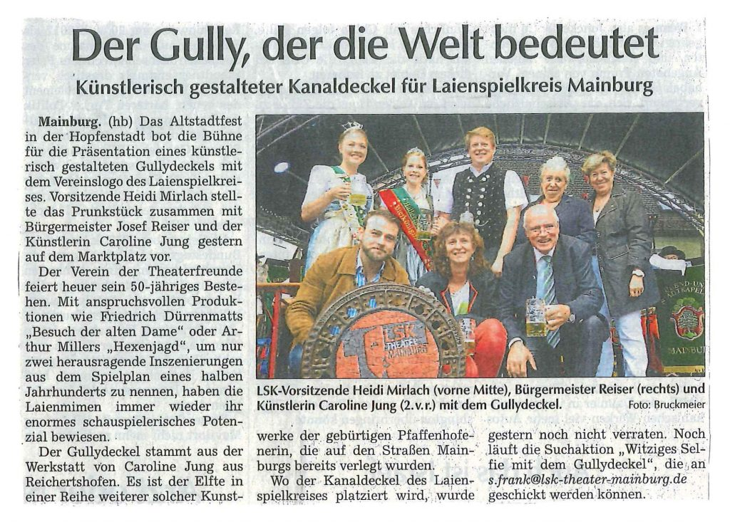 Hallertauer Zeitung 23.07.2018