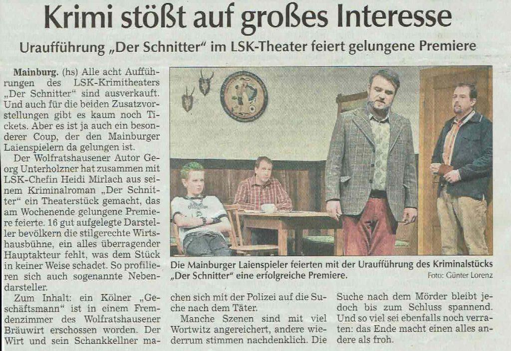 Hallertauer Zeitung 19.03.2019