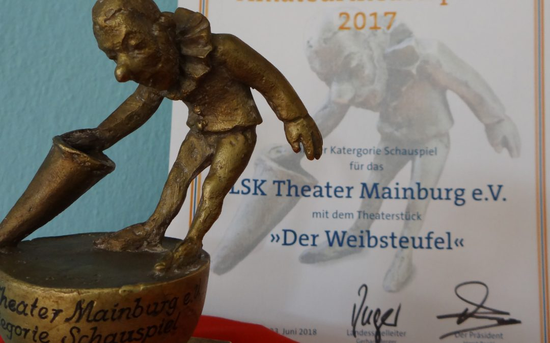 "Bayerischer Amateurtheaterpreis ""Larifari"""