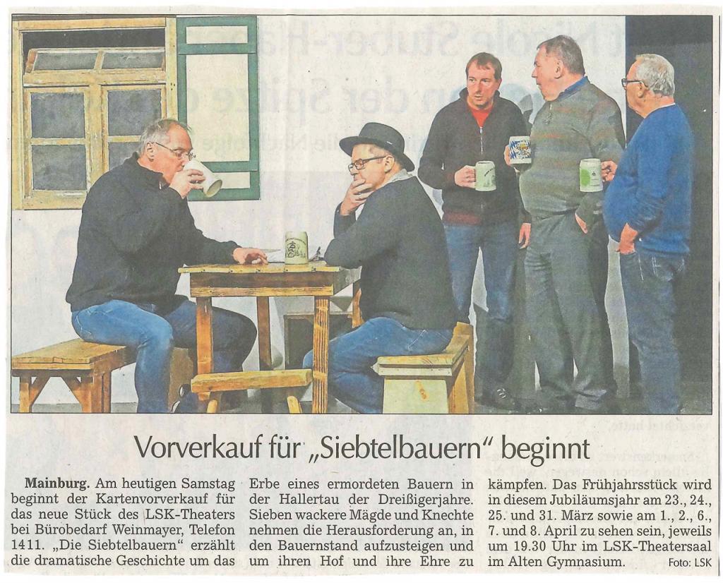 Hallertauer Zeitung 24.02.2018 Die Siebtelbauern
