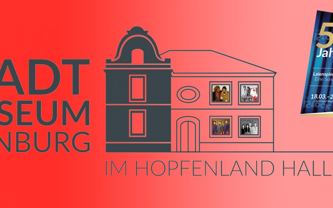 Vorhang auf für die LSK-Sonderausstellung im Stadtmuseum!