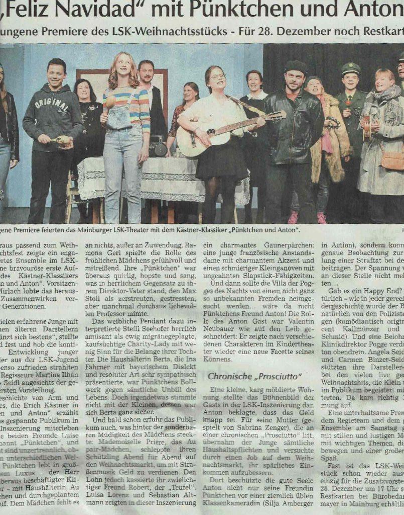 Hallertauer Zeitung 17.12.2019