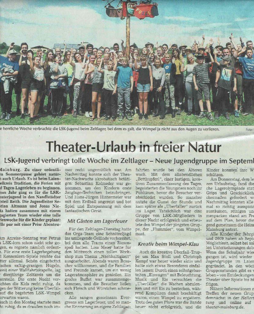 Hallertauer Zeitung 17.08.2019
